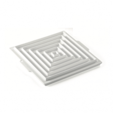 Insert Decor Square, from 40 x 40 up to 260x260 pitch 20 mm