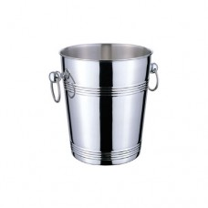 """Stainless Steel """"DELUXE"""" Champagne Bucket"""
