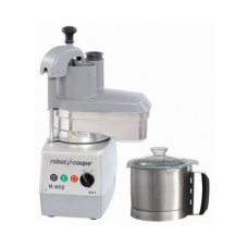 FOOD PROCESSORS : CUTTERS & VEGETABLE SLICERS, R 402