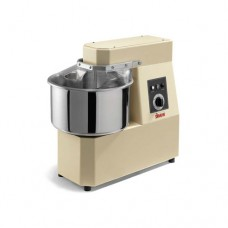 Spiral Dough Mixer with Wheel, Hercules 10