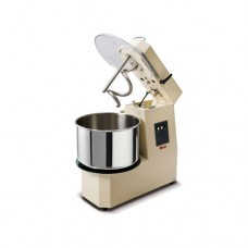 Spiral Dough Mixer with Wheel, Hercules 30 TA (Tilt Head)