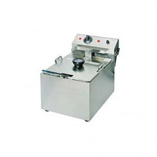 Economy Electric Deep Fryer, Single 10 L