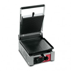 Cast Iron Electric Panini Contact Grill, Elio LR