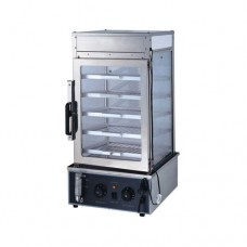 Electric Food Display Steamer, 5 Tray