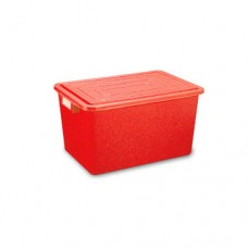 Storage Container with Cover, 56 x 39.5 x 30