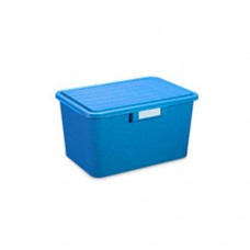 Storage Container with Cover, 49.2 x 35 x 27.2