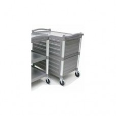 Shelf Panel Only for Large Utility Cart Only, 80 x 45 x 24