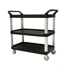 Heavy Duty Utility Transport Cart, Large, 101 x 51 x 96