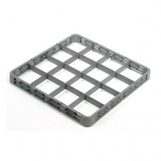 Unica Glass Rack, Rack Extender Only,  16 comp