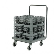 Rack Dolly with Wheels & Handle