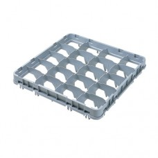 Cambro Glass Rack, 16 Comp Full Size Full Drop Extender