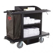 GrandmaidTM Housekeeping Cart, 152.4 x 55.96 x 127cm