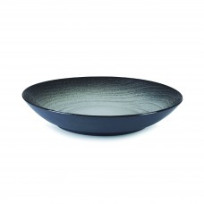 SWELL Coupe Plate, Black Sand, Ø 27cm-H 5cm