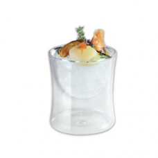 Luna Double Wall Gourmet Glass, ATHENA, 0.18L