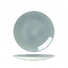 Gourmet Coupe Plate, WILLOW Glass, 28.0cm