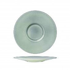 Gourmet Plate Small well, WILLOW Glass, 28.5cm