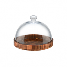 Glass Dome Cover Only, ATHENA, Ø275×205(H)mm